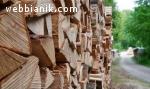 Дърва за Огрев- реален кубик нарязани и нацепени