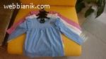 Блузи за момиче