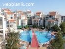 Апартаменти за почивка в най-спокойната част на Слънчев бряг