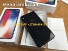 iPhone X 64GB €420 Samsung Galaxy S9 64GB €420 iPhone 7 Plus