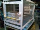 Изработваме алуминиеви клетки по поръчка