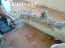 Къртачни услуги кърти бетон Бургас 0890501551