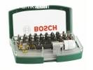 Комплект битове с цветово кодиране 32 части BOSCH