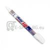 Маркер цветен за омаслени повърхности Pro-Line HP, бял, 3mm,