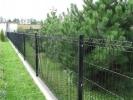 Метални системи – Ограда от електрозаварени пана / цинк + PV