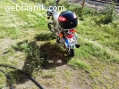 нов мотоцилет