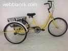Нов Триколесен Велосипед Триколка за възрастни и юноши