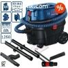 Прахосмукачка за мокро/сухо GAS 15 PS без прах с автоматичен