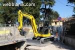 Строителна механизация под наем  - Багери