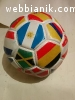 Уникална футболна топка